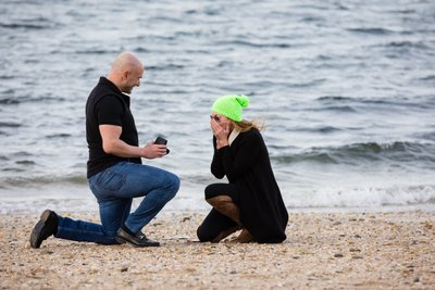 Long Island's Best Proposal Photographer