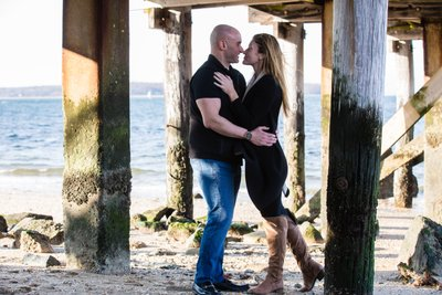 Long Island Surprise Marriage Proposal Photographer