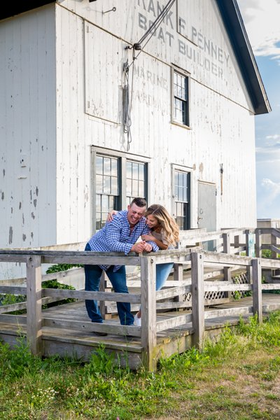 Long Island Maritime Museum Engagement Photos