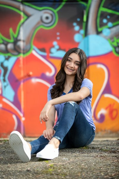 Long Island Bat Mitzvah Portraits