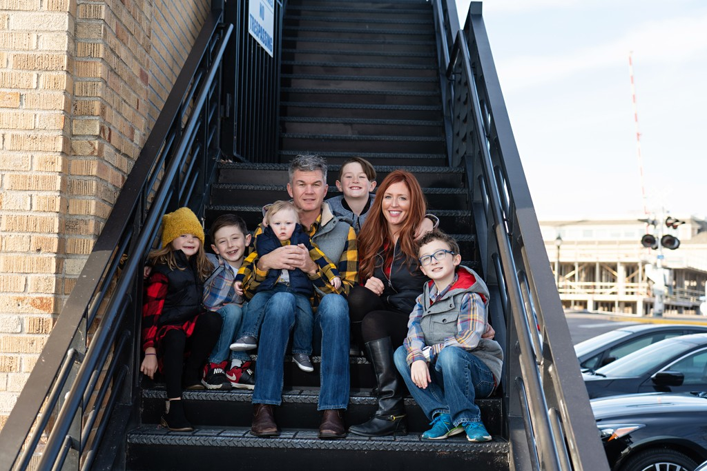 Urban Family Photos in Minneapolis