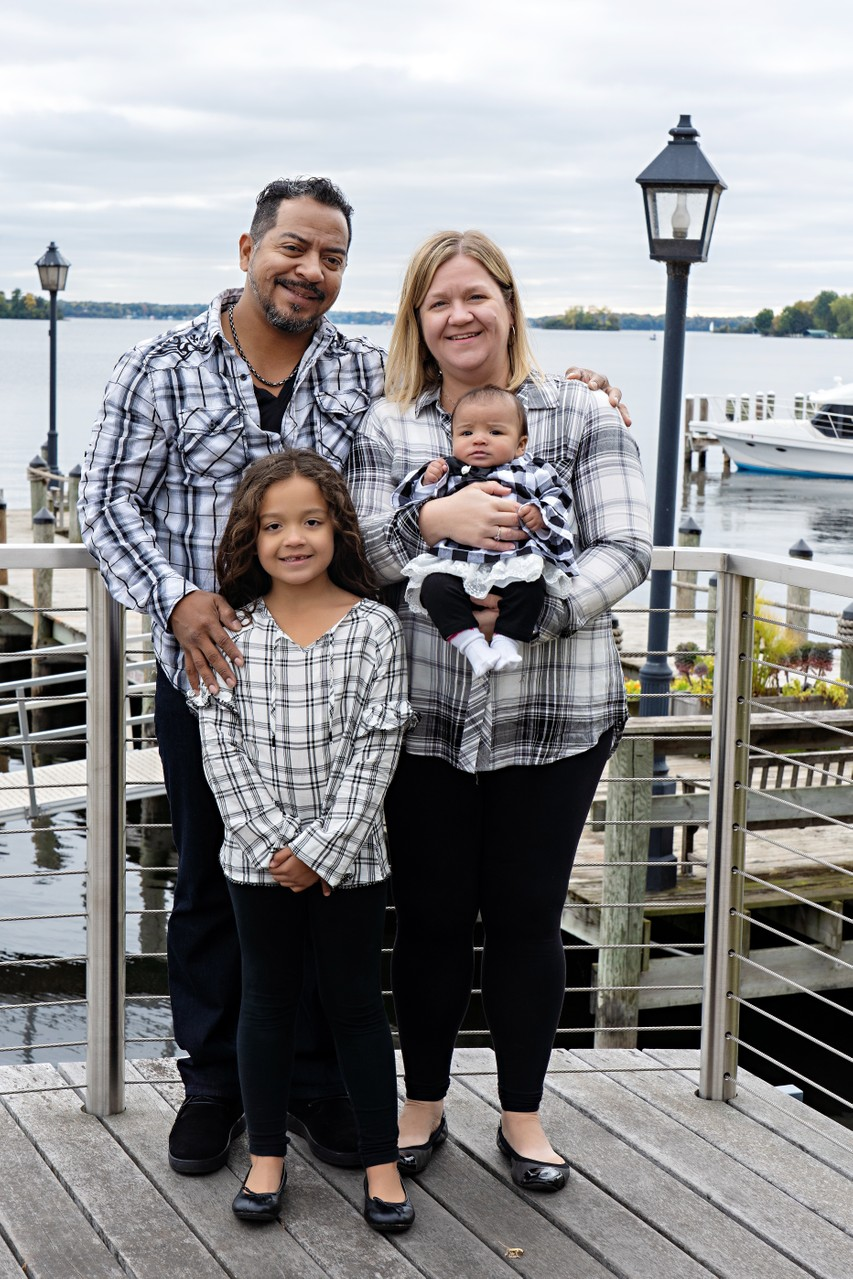 Wayzata Harbor Family Portraits