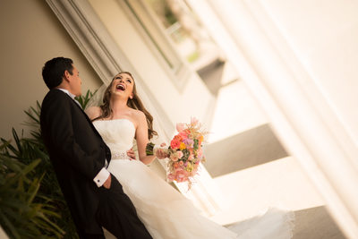 Fun Wedding Photographer in San Antonio