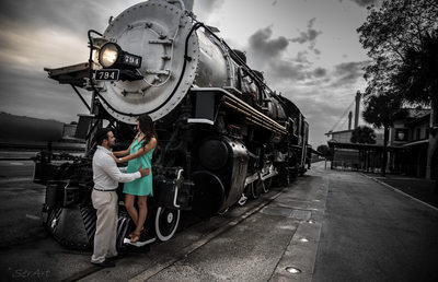 San Antonio Engagement Photographers