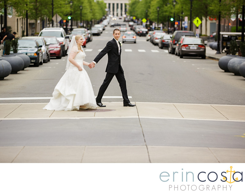 Downtown Raleigh Wedding Photos
