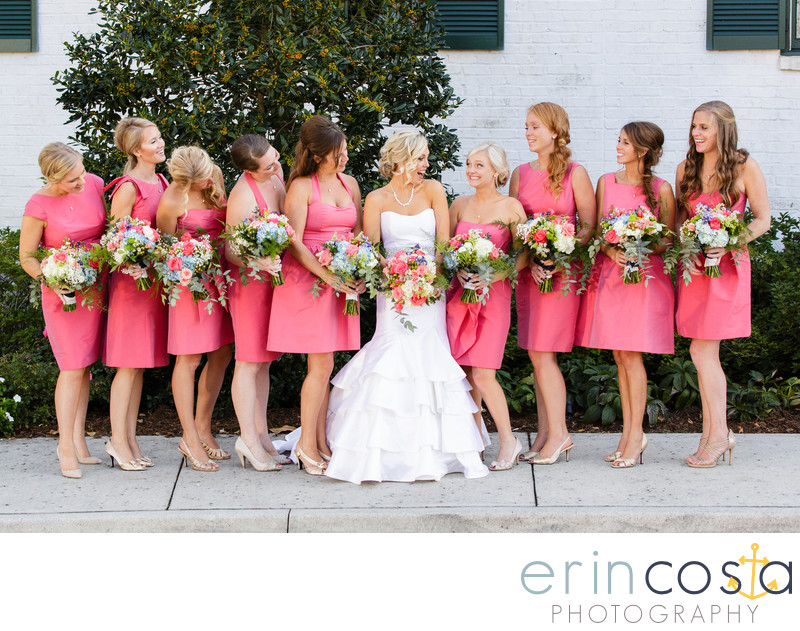 Porters Neck Country Club Wedding