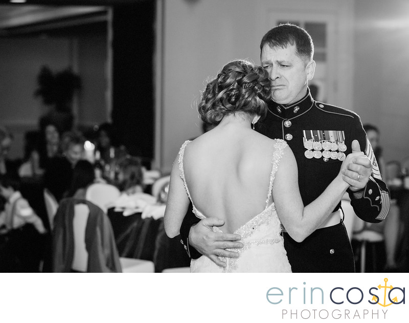 Camp Lejeune Weddings Father Daughter Dance