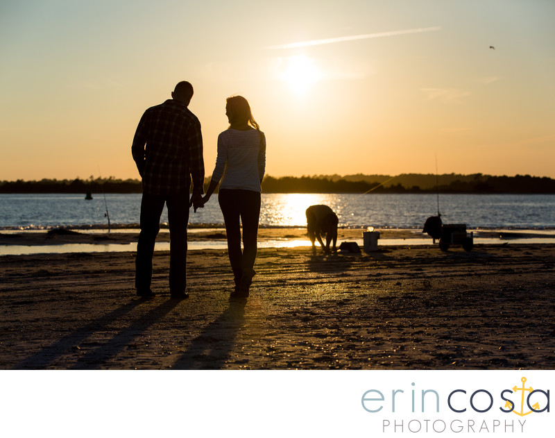 Engagement Photos Wrightsville Beach 1