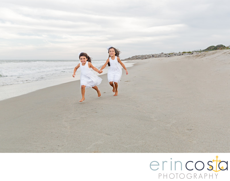 Family Photos at Fort Fisher