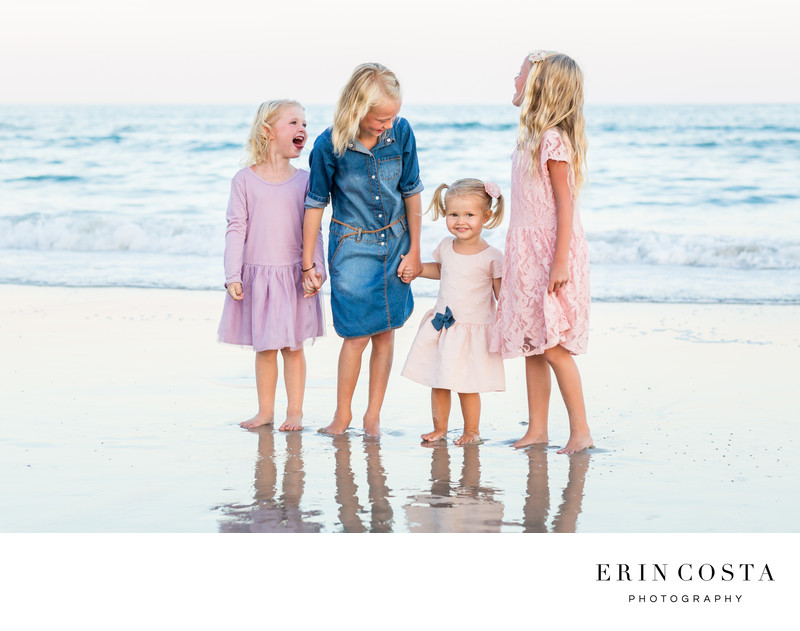 Family Photographers Topsail Island NC