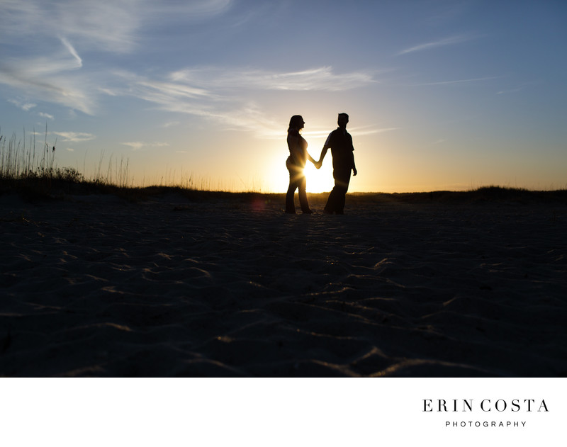 Engagement Session Wrightsville Beach