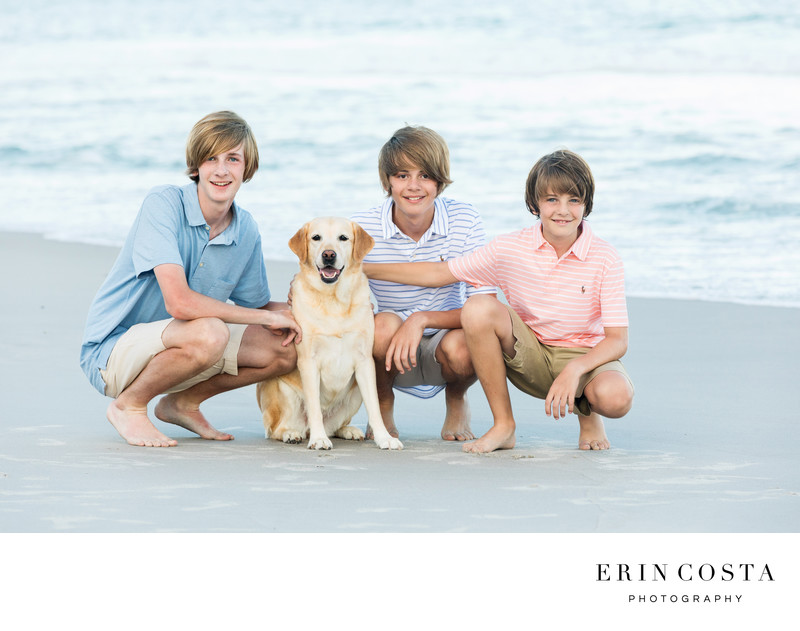 Family Pictures Topsail