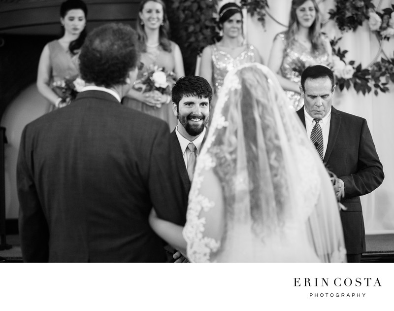 First Baptist Church Manchester Wedding Photos