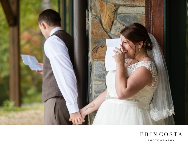 Leatherwood Mountains Resort Weddings