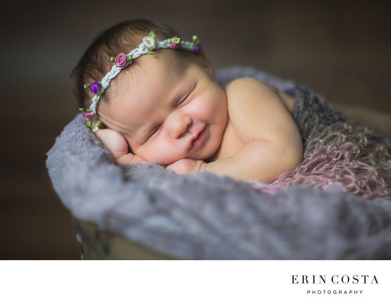 Wilmington NC Newborn Photos
