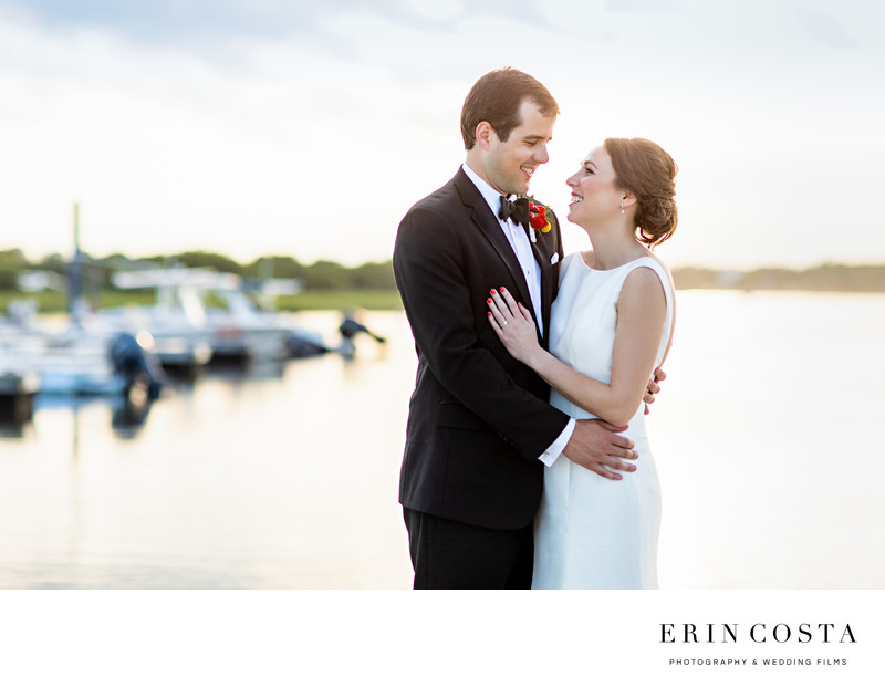 Figure Eight Island Yacht Club Weddings