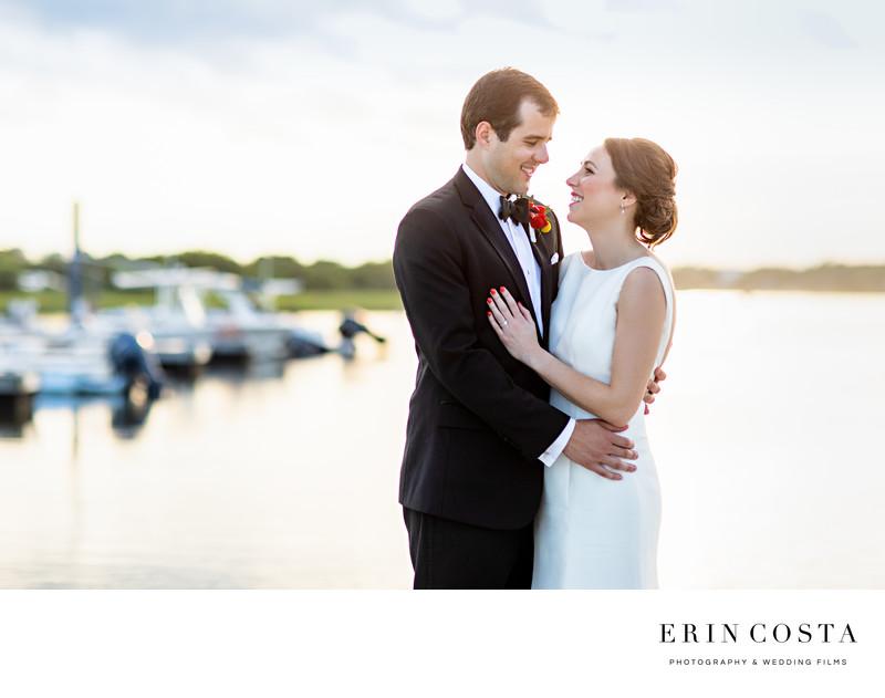 James Island Yacht Club Wedding