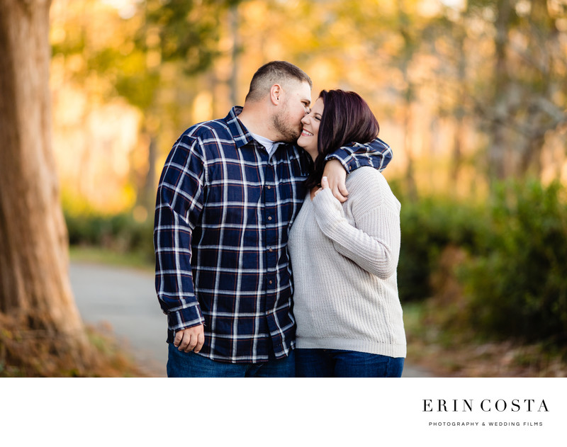 Greenfield Lake Engagement Session