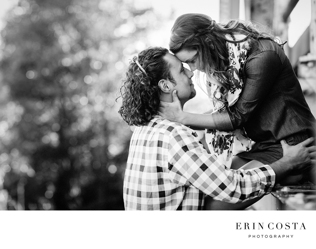 Downtown Wilmington Engagement Pictures