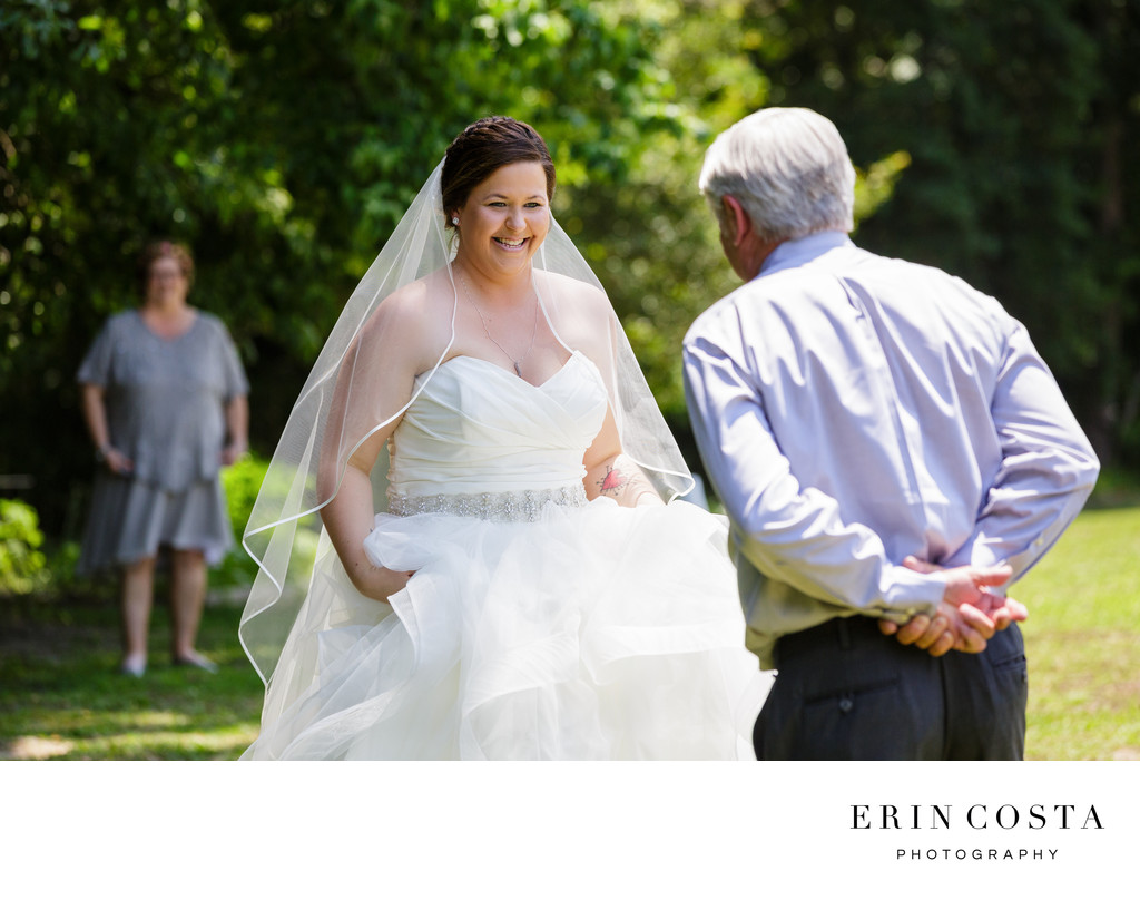 Fort Fisher Wedding Photographer