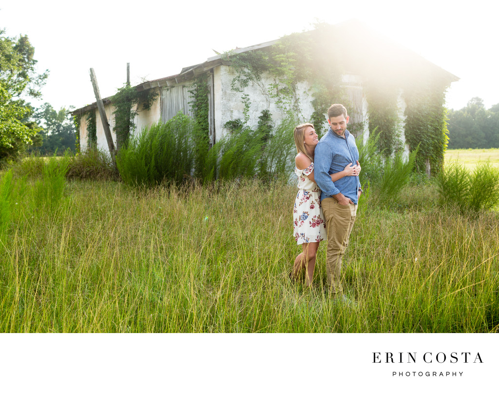 Wilmington NC Engagement Pictures