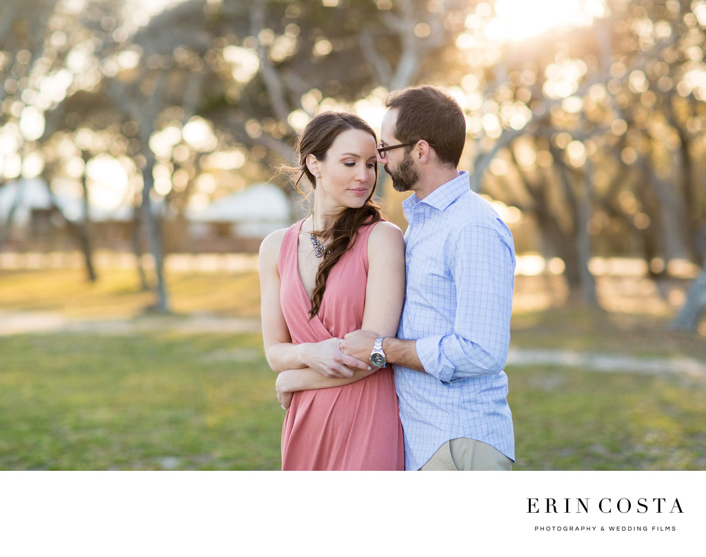 Engagement Photos Fort Fisher