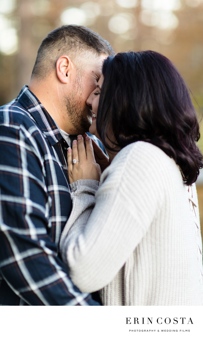 Greenfield Lake Engagement Pics