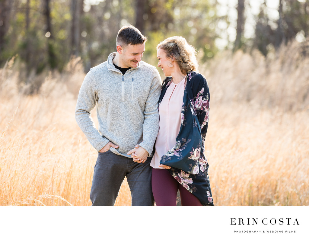 Best Wilmington Engagement Photographers