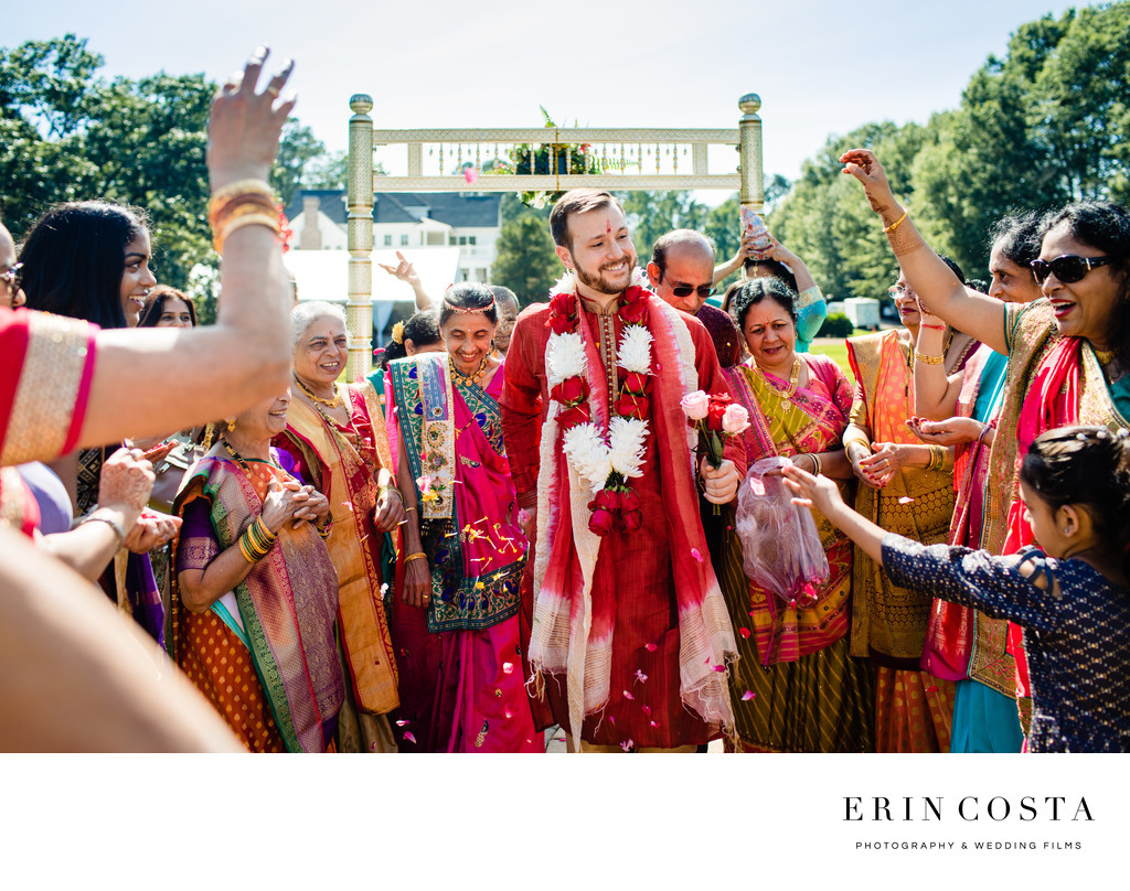 Raleigh NC Indian Wedding Photos