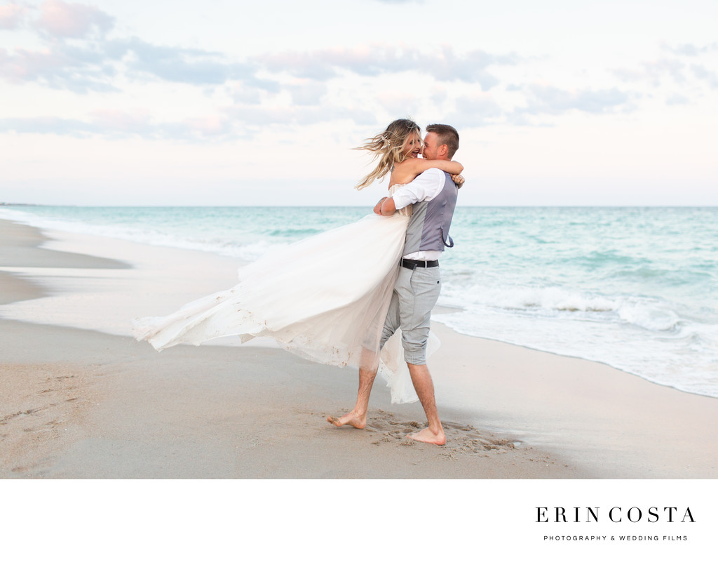 Wedding Photos at Topsail Beach