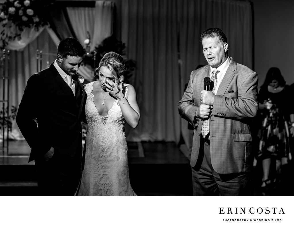 Ironclad Brewery Wedding Photos