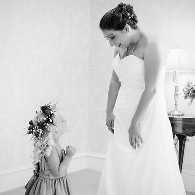 Crenshaw Hall Wedding Photos