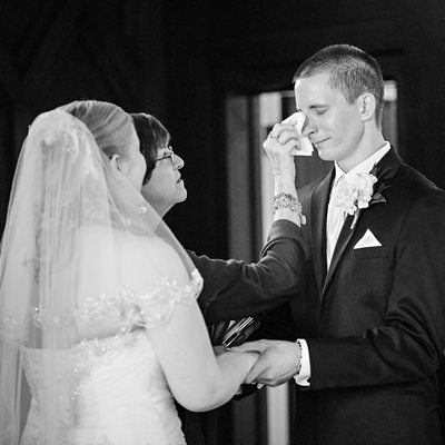 All Saints Chapel Wedding Photographer