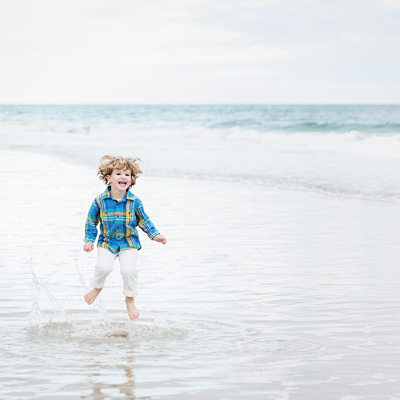 Topsail Beach Kids Photos