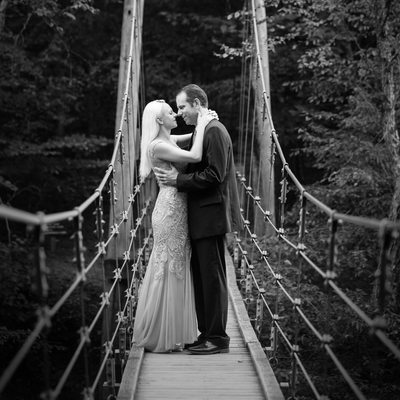 Eno River State Park Engagement Photos