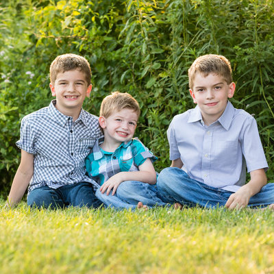 Raleigh Family Portrait Photographers