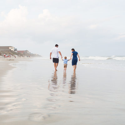 Family Portraits Topsail Island