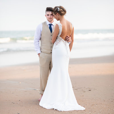topsail island wedding photographers