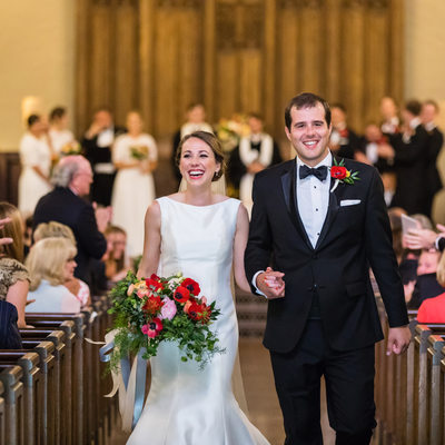 First Presbyterian Wedding Photos