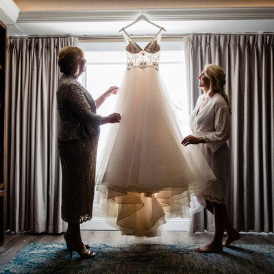 Hotel Ballast Wedding Photos