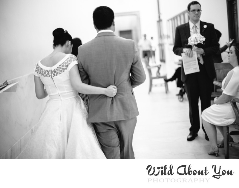 sf city hall documentary wedding photography