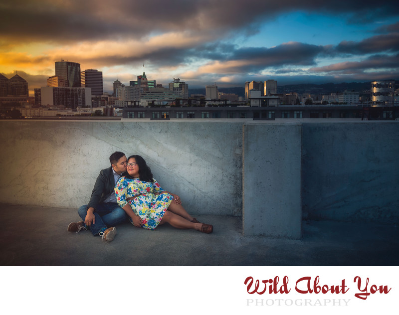 best oakland engagement photography