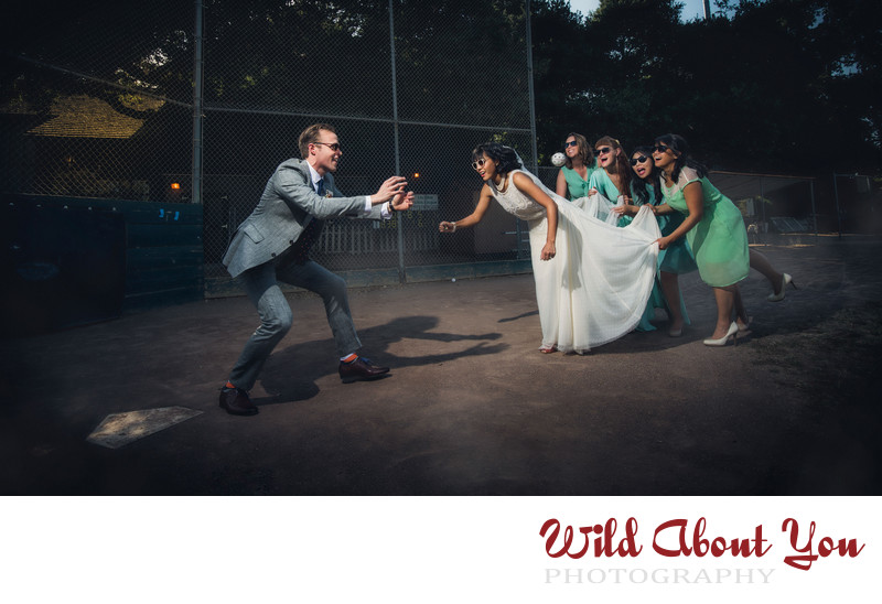 whimsical bay area wedding photography