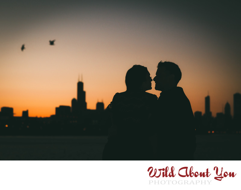 best chicago engagement photographer