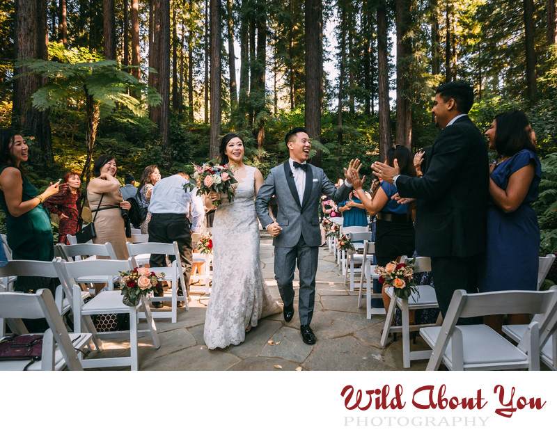 fun nestldown wedding photographers