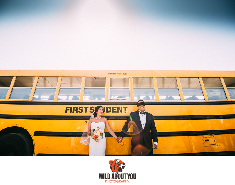 Quirky Wedding Photographer East Bay
