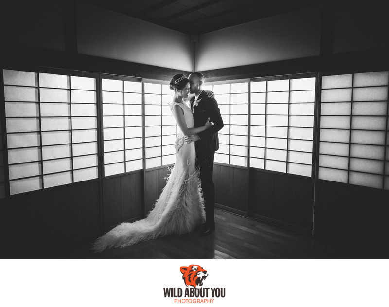 Best Piedmont Community Center Wedding Photographer