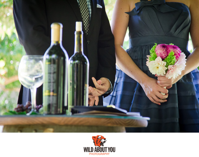 napa winery wedding photographer