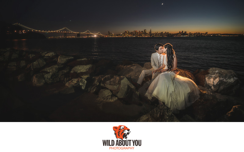 Wedding Photographer SF