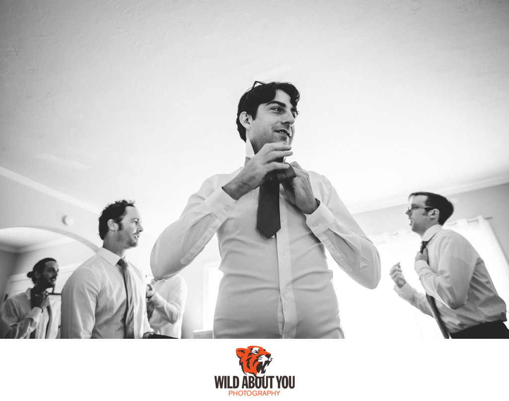 Oakland SF Documentary Wedding Photography